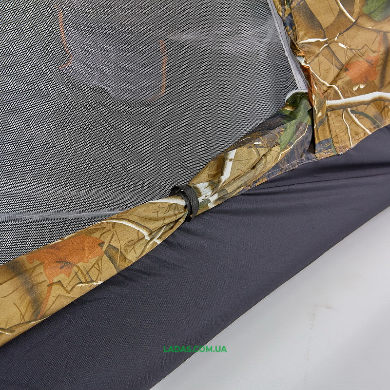 Палатка-автомат с автоматическим каркасом 2-х местная TY-0538(2 слоя, PL, камуфляж )