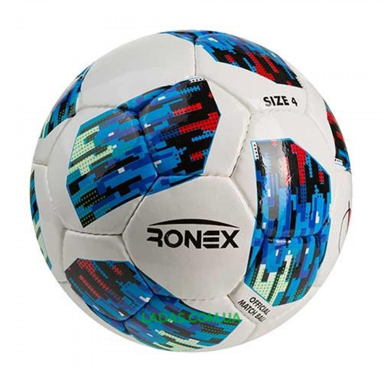 Мяч футбольный №4 Ronex Nativo RXD-NT4