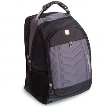 Рюкзак городской VICTO 20л 030 (PL, р-р 17x28x39см, USB)