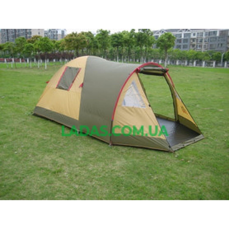 Палатка трехместная Green Camp GC1504