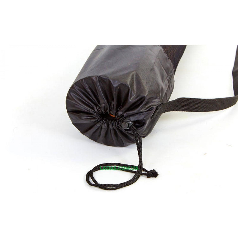 Чехол для коврика (16 х 70см,оксфорд, черный)