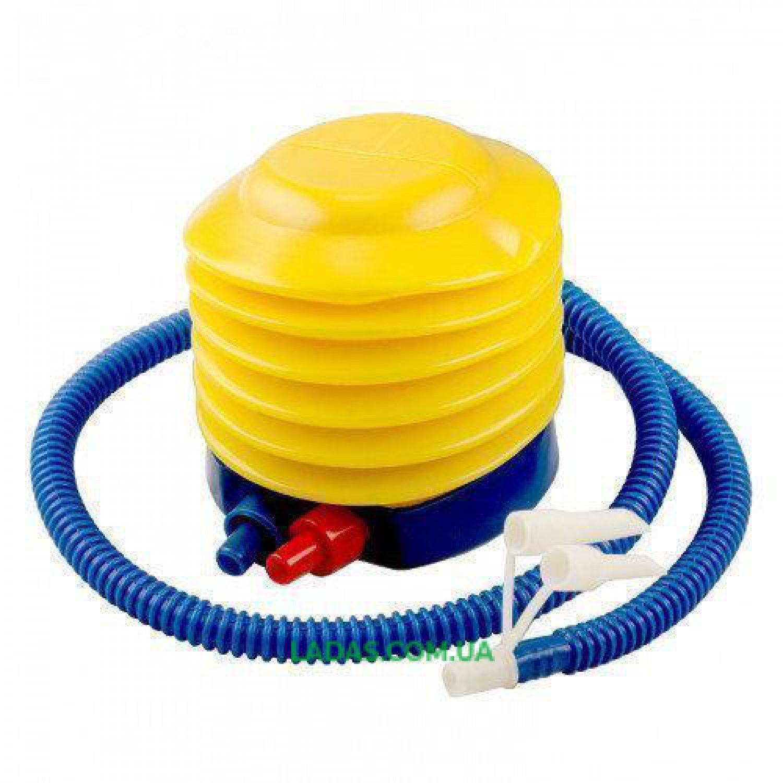 Мяч для фитнеса (фитбол) массажный 65см (PVC, 1000г, цвета в ассор,ABS технолог)