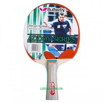 Ракетка для настольного тенниса Batterfly WernerSchlager Реплика