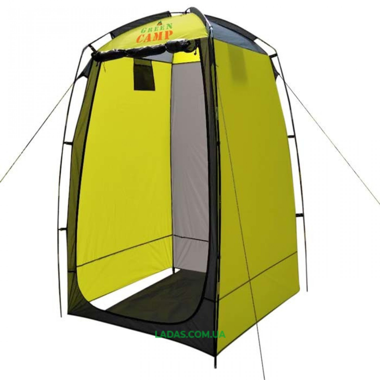 Кабина туристическая для душа и туалета GreenCamp (р-р 120х120х190 см)
