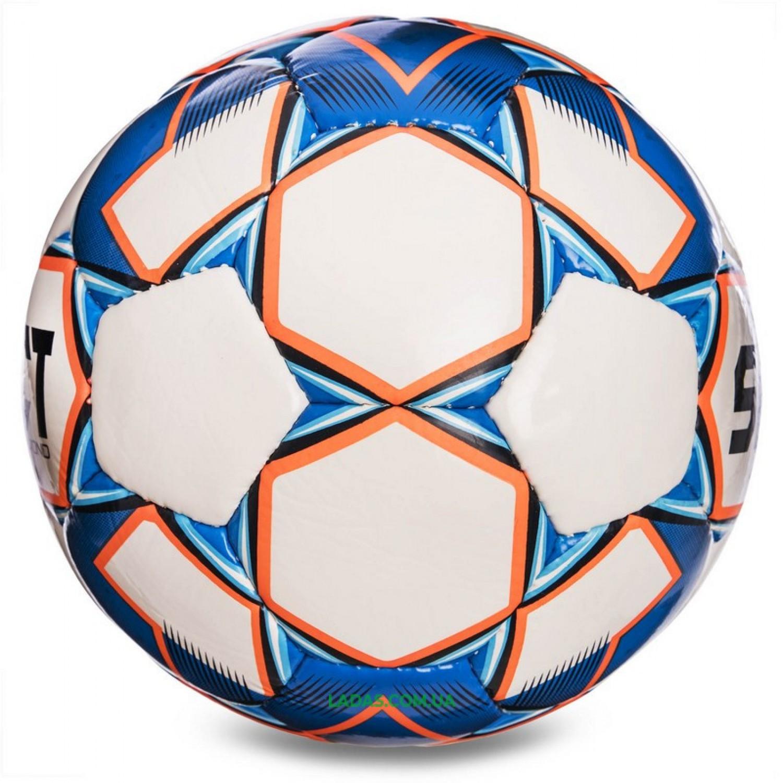 Мяч футбольный №5 SELECT DIAMOND IMS NEW (FFPUS 1200)