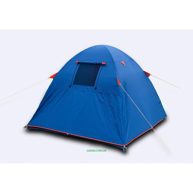 Палатка трехместная Coleman Х-1015 (Польша)
