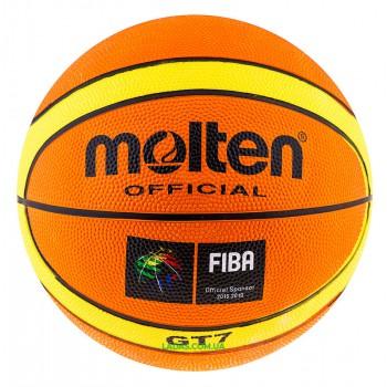 Мяч баскетбольный Mol №7 PVC
