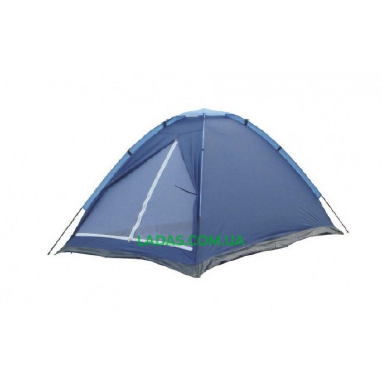 Палатка универсальная 3-х местная WEEKEND