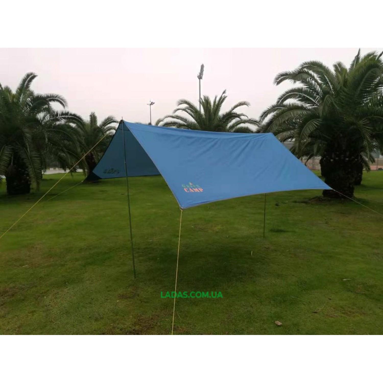 Тент GreenCamp GC0281B синий