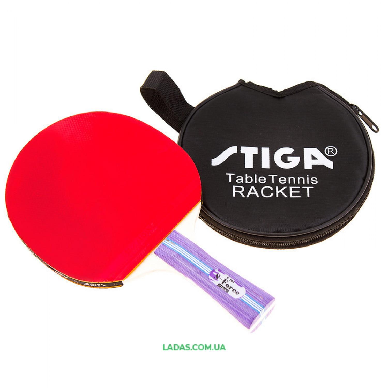 Ракетка для настольного тенниса Stiga Focus Реплика