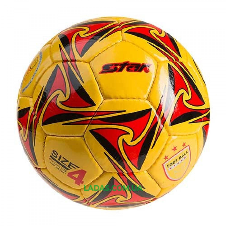Мяч футбольный №4 Ronex Star RXDY/ST