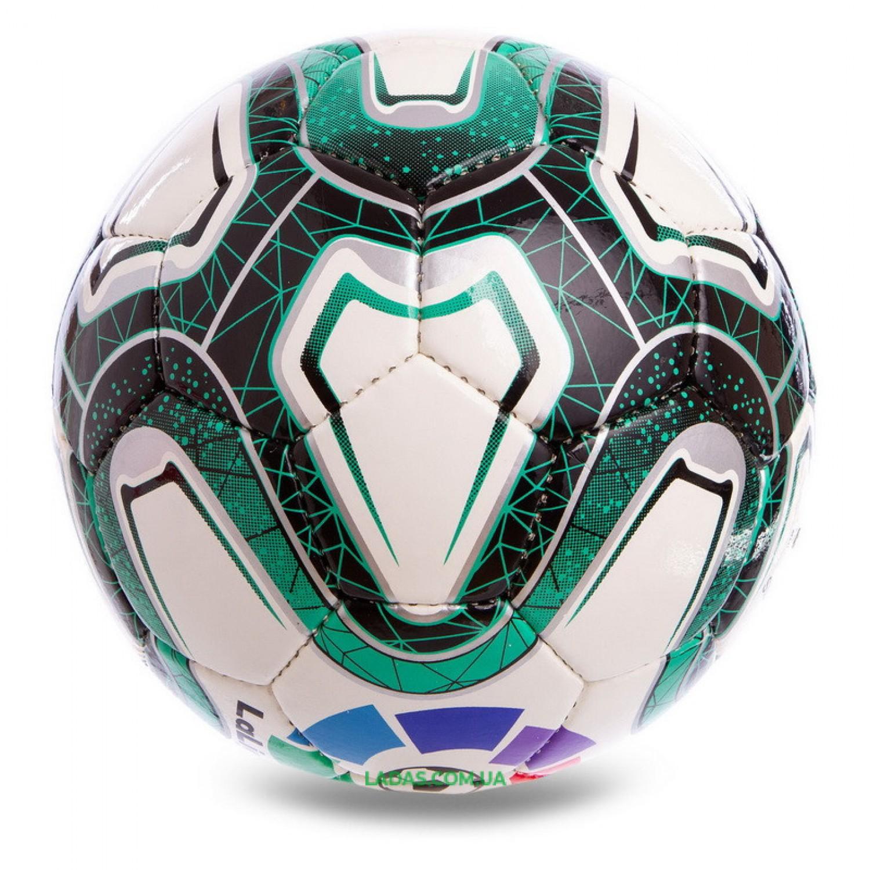Мяч футбольный №5 PU ламин. La Liga 2019-2020 FB-2144 (№5, 5 сл., сшит вручную)