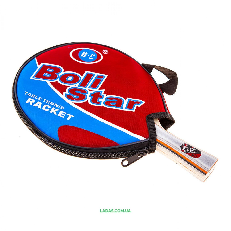 Ракетка для настольного тенниса Boli Star
