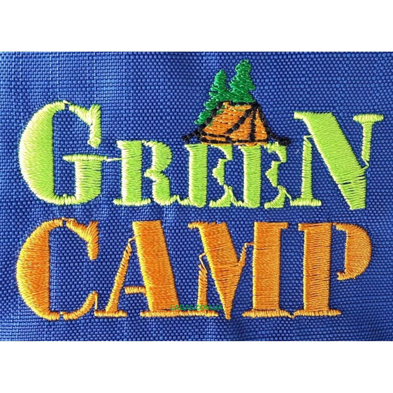 Палатка двухместная Green Camp GC-1503