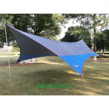 Тент GreenCamp GC0886B синий
