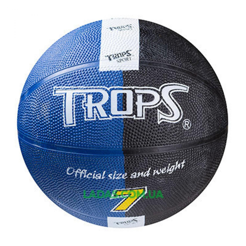 Мяч баскетбольный R7MX резиновый №7