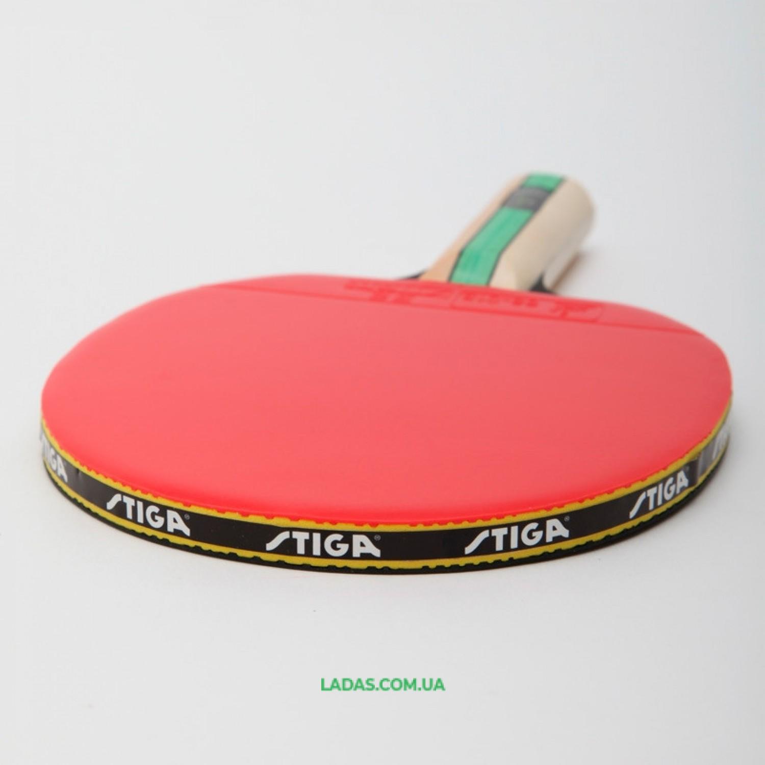 Ракетка для настольного тенниса 1 штука STIGA TRACK 2* Реплика