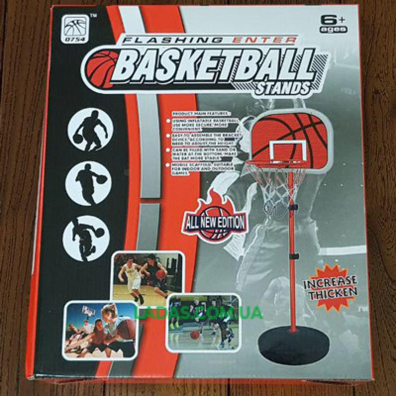 Стойка баскетбольная детская 0754-904