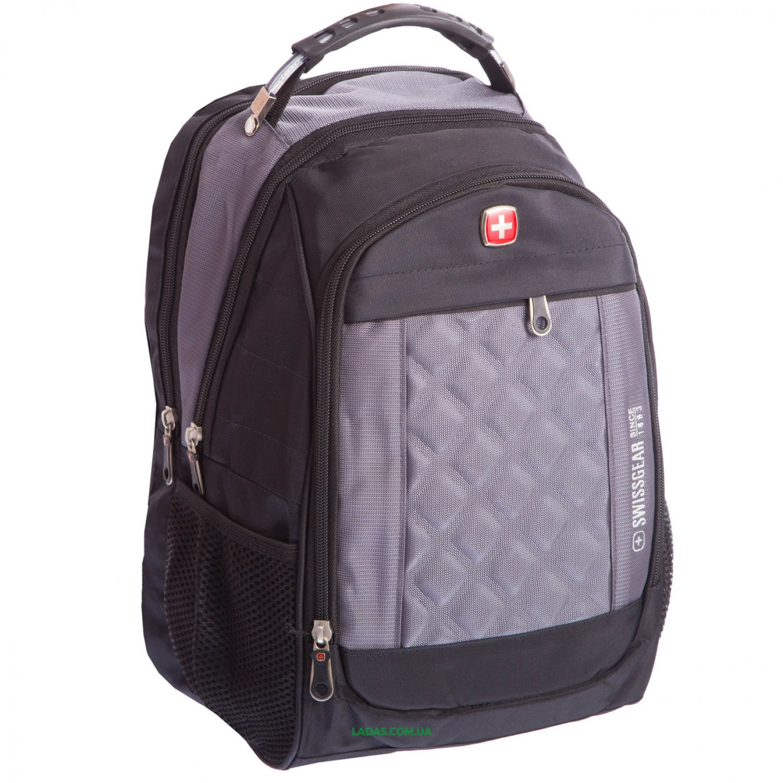 Рюкзак городской VICTO 20л 028 (PL, р-р 17x28x39см, USB