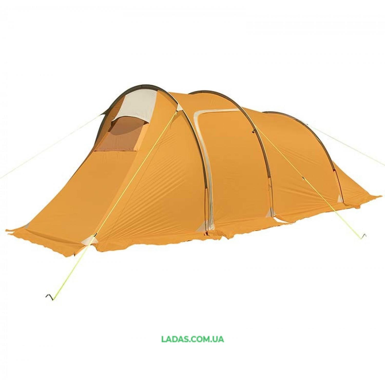 Палатка трехместная с тамбуром Mimir MM1017(р-р 450 (220+100+130) х 220 х 150 см,цвета в ассортименте))