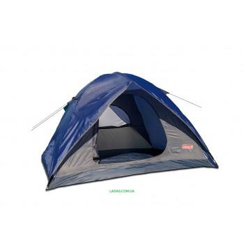 Палатка трехместная Coleman 1018 (Польша)