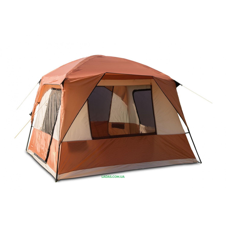 Палатка шестиместная кемпинговая Eureka Copper Canyon 10 (Эврика Медный каньон 10)