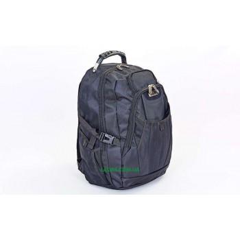 Рюкзак городской VICTOR (PL, р-р 49x34x18см, черный)
