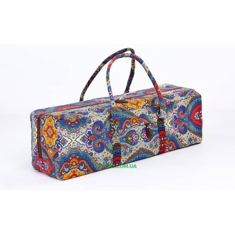 Сумка для йога коврика Yoga bag FODOKO (р-р 20х19х64см)