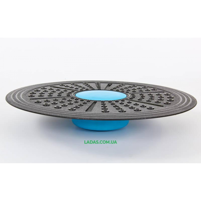 Диск балансировочный с регулировкой высоты BALANCE BOARD (диаметр 41см)