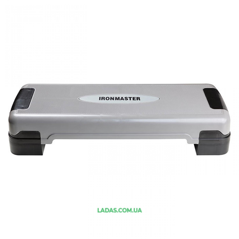 Степ-платформа IronMaster (L80*W31*H10/15/20см)