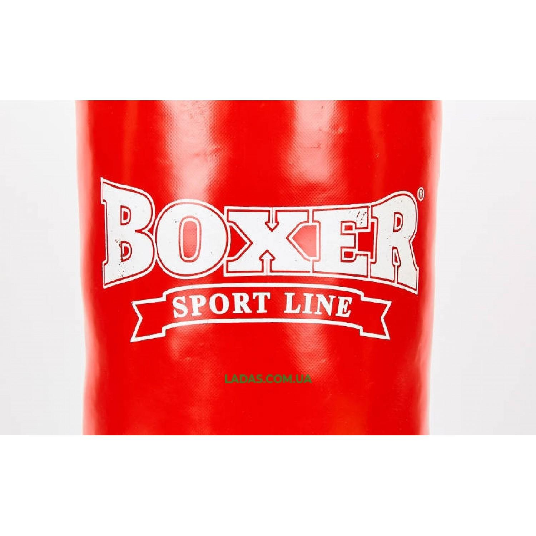 Мешок боксерский Цилиндр ПВХ h-80см BOXER Классик 1003-04