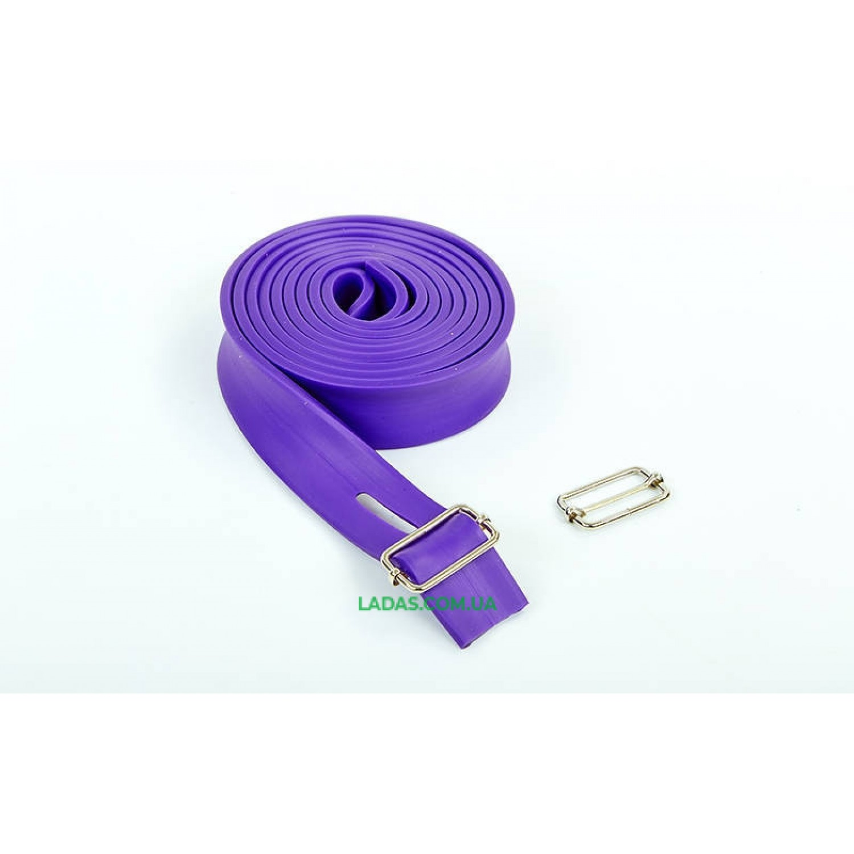 Жгут эластичный спортивный, лента, жгут (латекс, l-5м, 3см x 4,5мм)