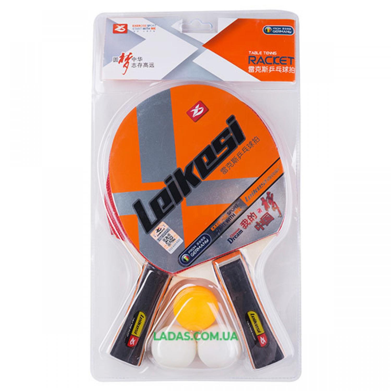 Ракетка для настольного тенниса Leikesi