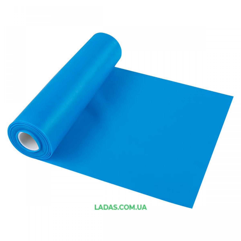 Лента эластичная для фитнеса и йоги (р-р 2,5м*15см*3,5мм, TPE)
