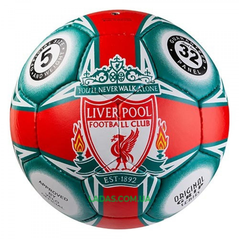 Мяч футбольный Grippy G-14 Liverpool