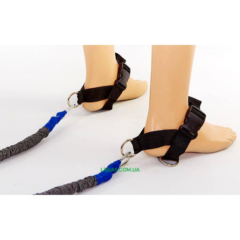 Поводок-амортизатор для ног Foot Training FB-3121