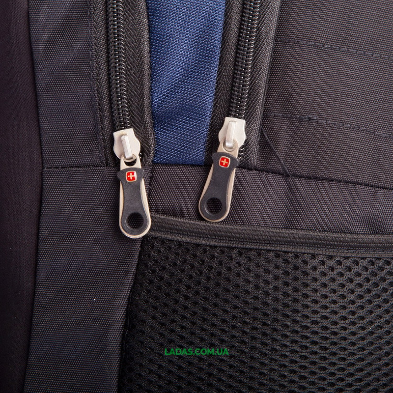 Рюкзак городской VICTO 20л 031 (PL, р-р 17x28x39см, USB)