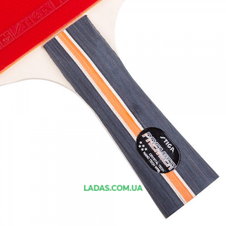 Ракетка для настольного тенниса Stiga Premier (дубл.) STP-15
