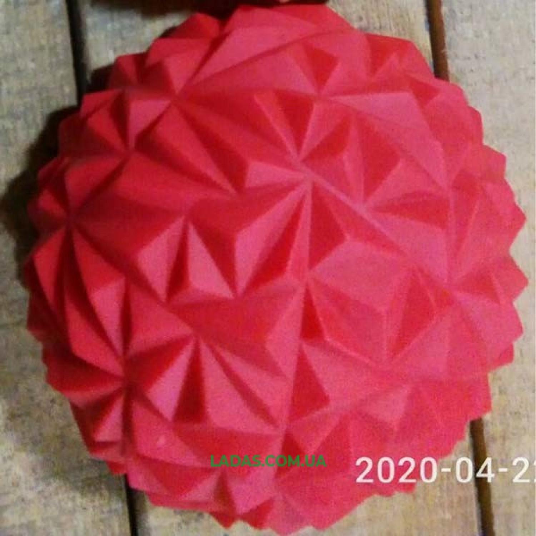 """Балансировочная полусфера """"риф"""" 5180-6 (d-16 см,h-9 см,цвета в ассортименте)"""
