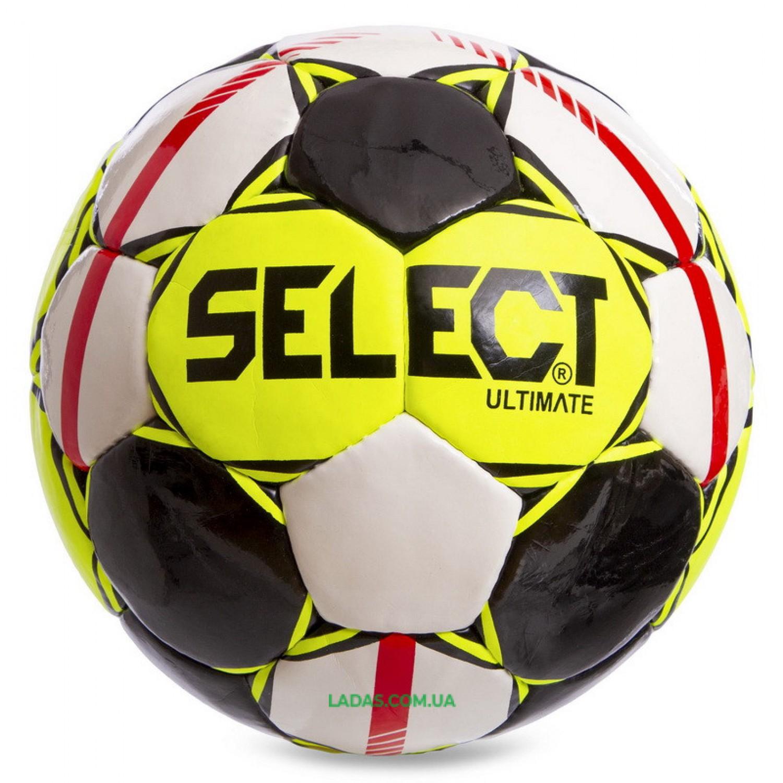 Мяч футбольный №5 PU ламин. ST ULTIMATE ST-14-1 (№5, 5 сл., сшит вручную)