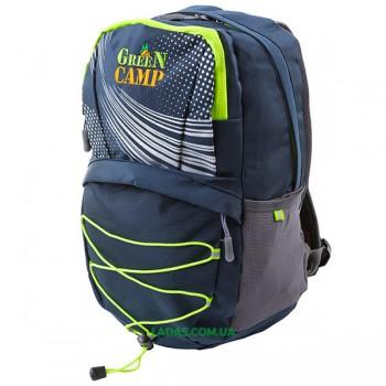 Рюкзак GREEN CAMP 15л