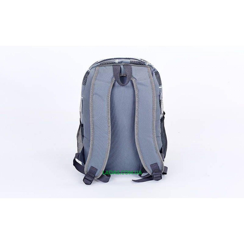 Рюкзак городской FOX (PL, р-р 43х32х13см, черный)