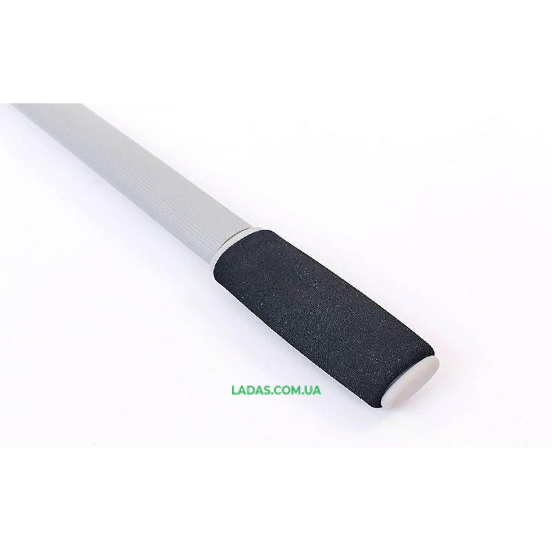 Гибкая палка-стержень для пилатеса PILATES BLADE (пластик, неопрен, l-122см)