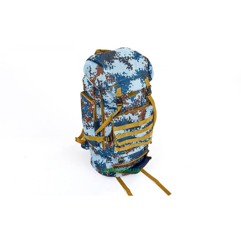 Рюкзак туристический бескаркасный RECORD 35 литров (полиэстер, нейлон, размер 74х35х20см, цвета в ассор