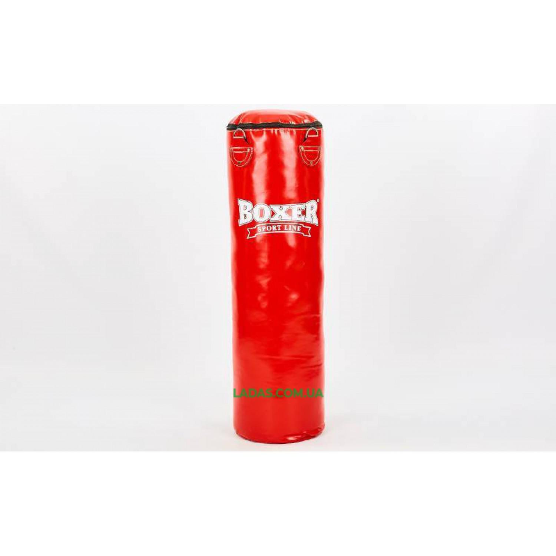Мешок боксерский Цилиндр ПВХ h-140см BOXER Классик 1003-01