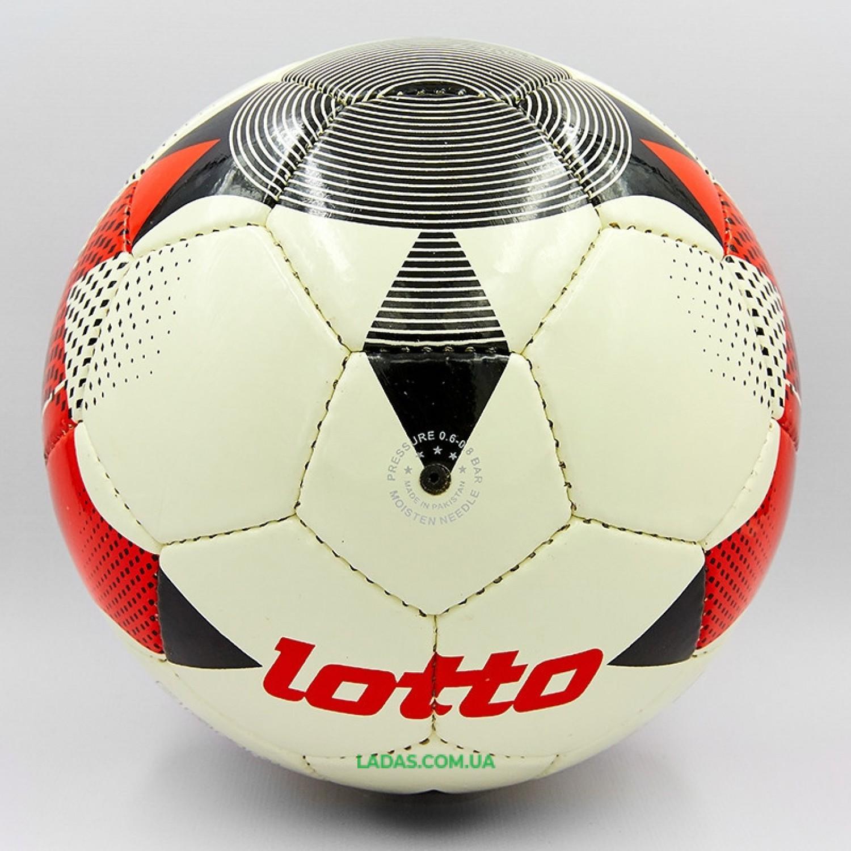 Мяч футбольный №5 PU ламин. LTO (№5, 5 сл., сшит вручную)