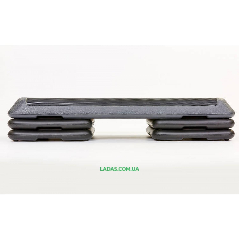 Степ-платформа (пластик, р-р 110Lx41Wx20Hсм)