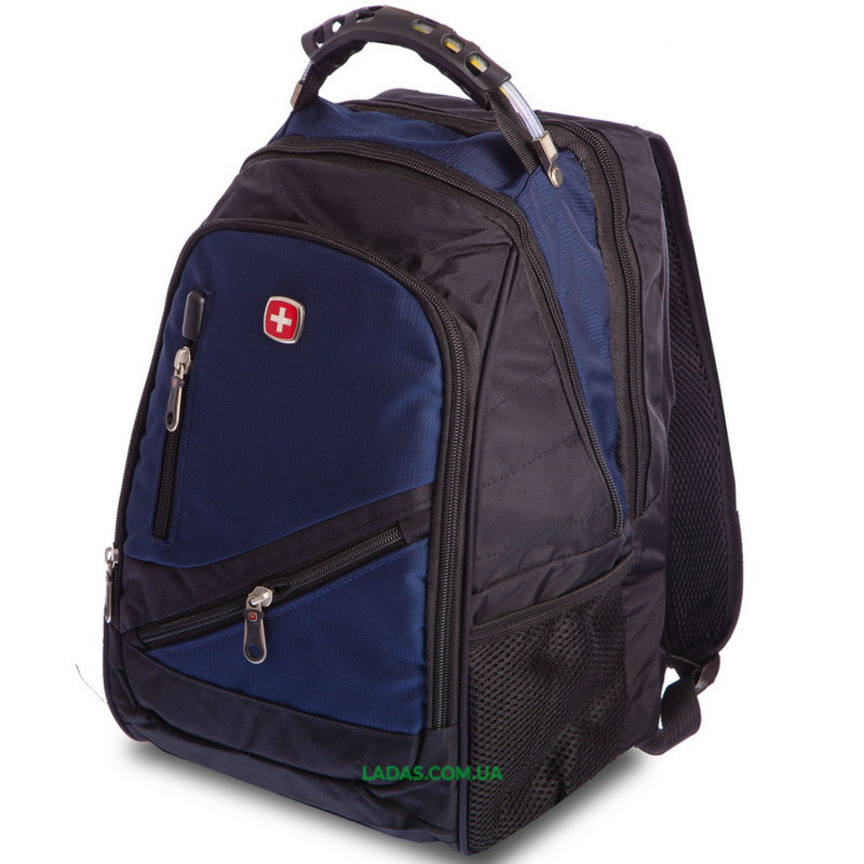 Рюкзак городской VICTO 20л 032 (PL, р-р 17x28x39см, USB)