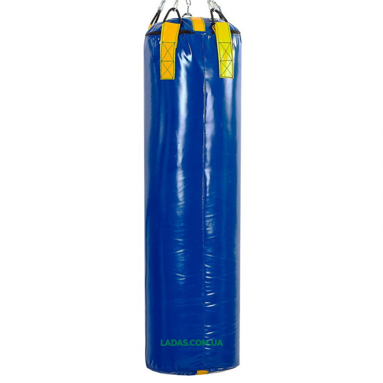 Мешок боксерский Цилиндр Тент ЛЕВ UR (наполнит.-ветошь, высота - 130см, вес-60кг)