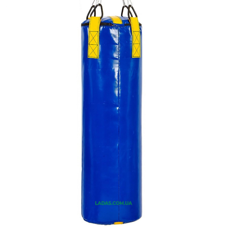 Мешок боксерский Цилиндр Тент ЛЕВ UR (наполнит.-ветошь, высота - 100см, вес-35кг)